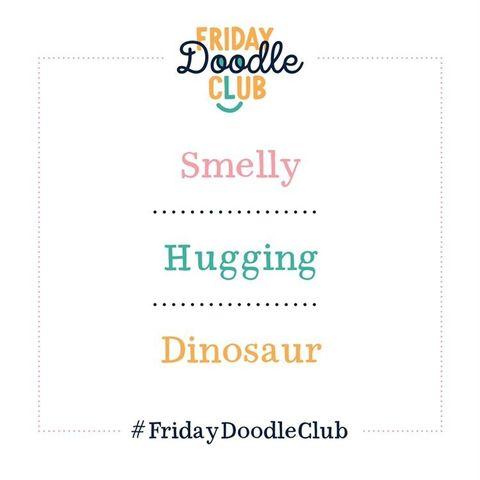 Friday-Doodle-Club_Dino