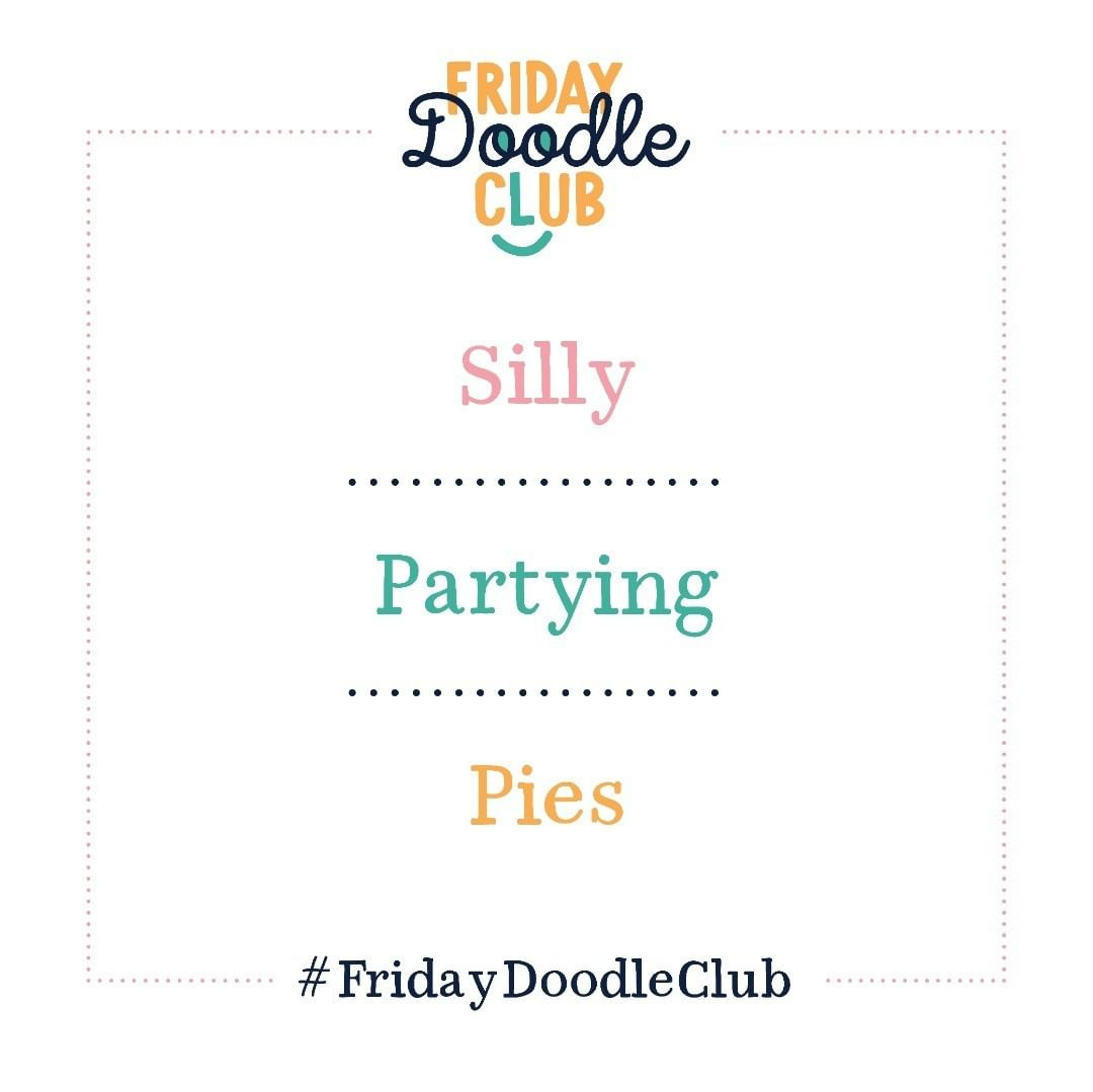 FDC prompt_party-pies_white